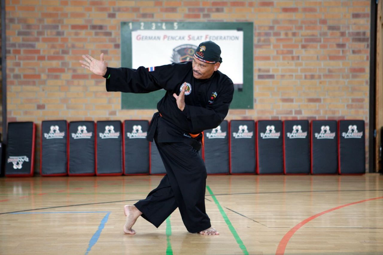 Silat Dutch Open